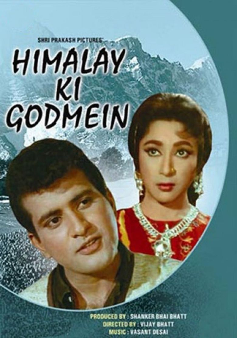 Himalay Ki Godmein movie poster