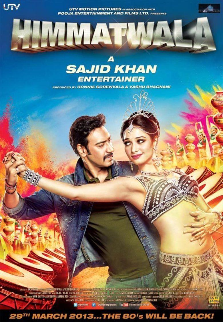 Himmatwala (2013 film) movie poster