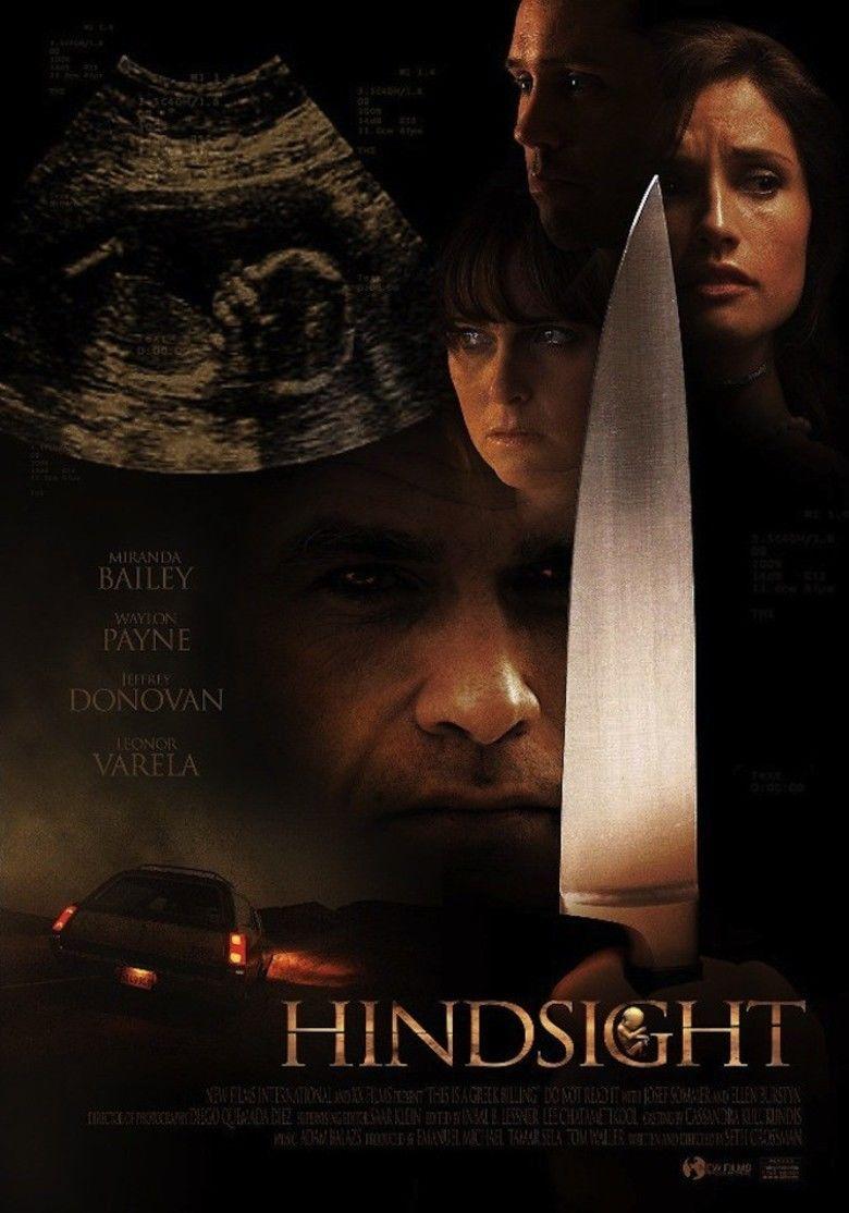 Hindsight (2008 film) movie poster