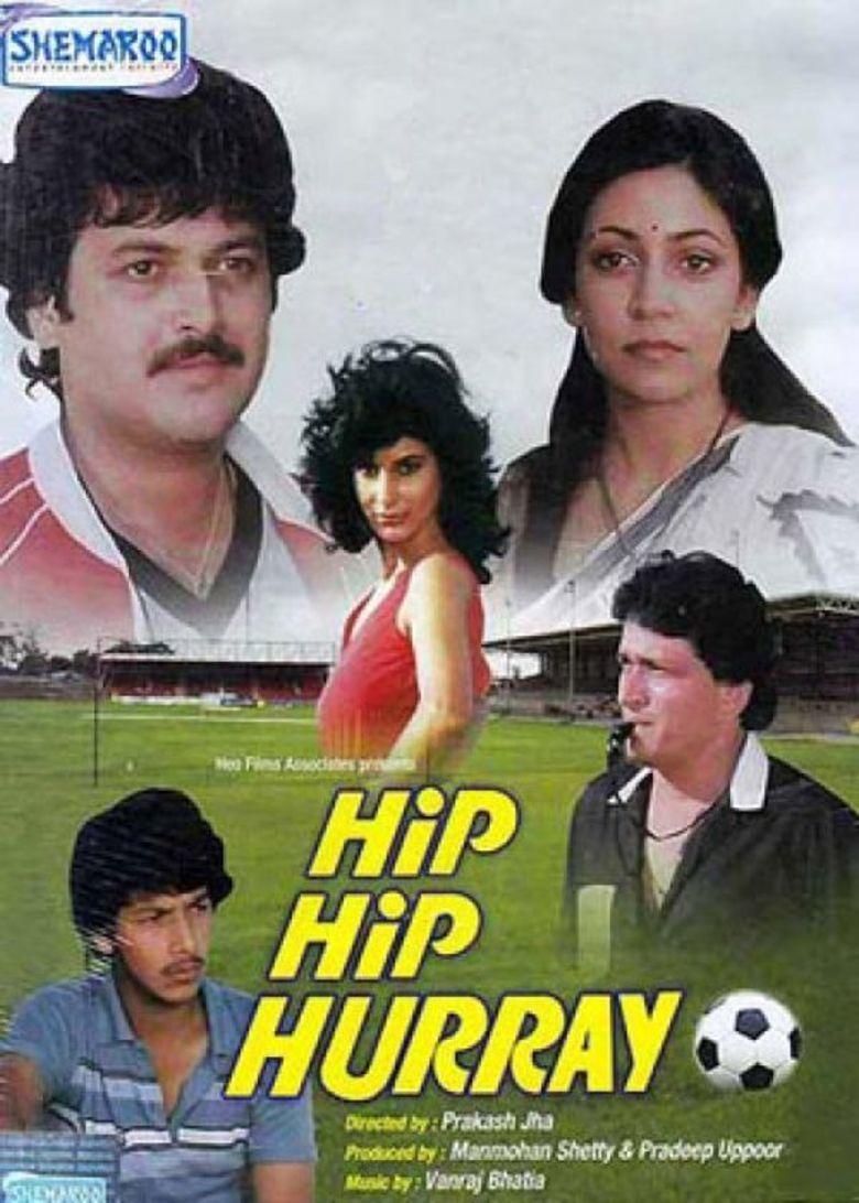 Hip Hip Hurray (film) movie poster