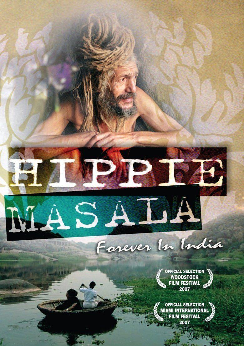 Hippie Masala movie poster