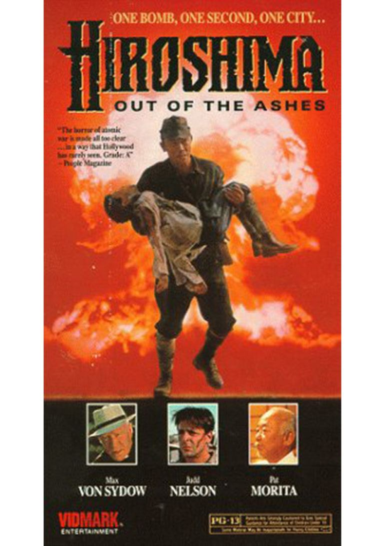 Hiroshima: Out of the Ashes movie poster