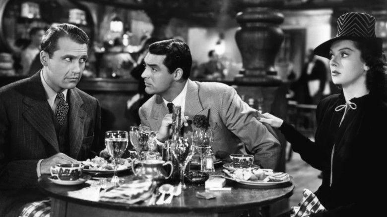 His Girl Friday movie scenes