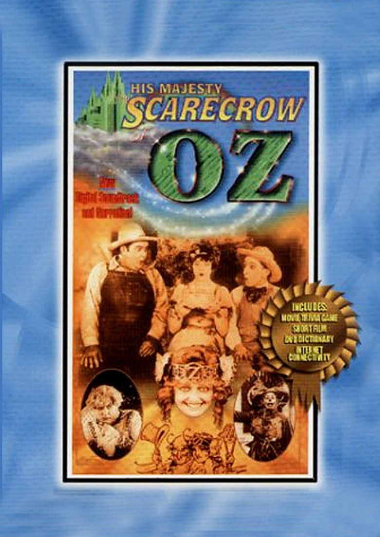 His Majesty, the Scarecrow of Oz movie poster