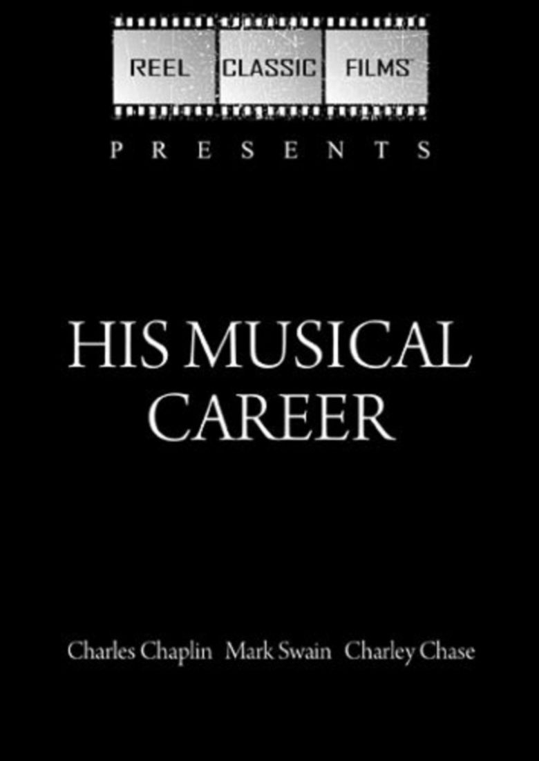 His Musical Career movie poster