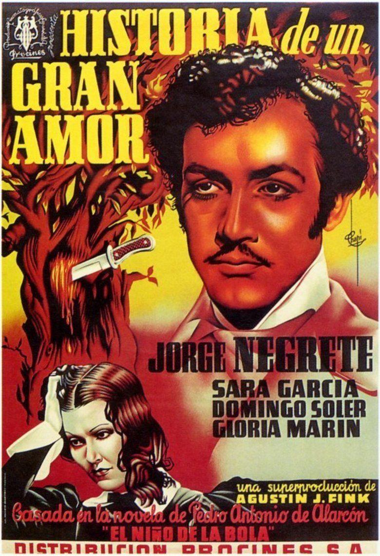 Historia de un gran amor movie poster