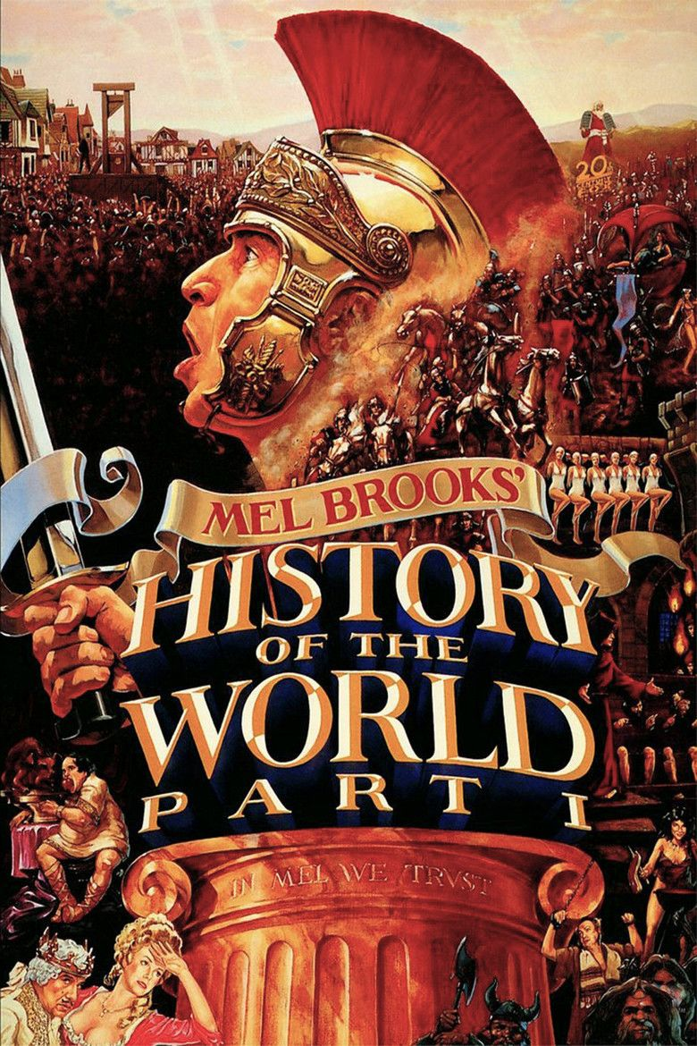 History of the World, Part I movie poster