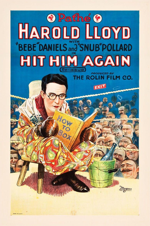 Hit Him Again movie poster