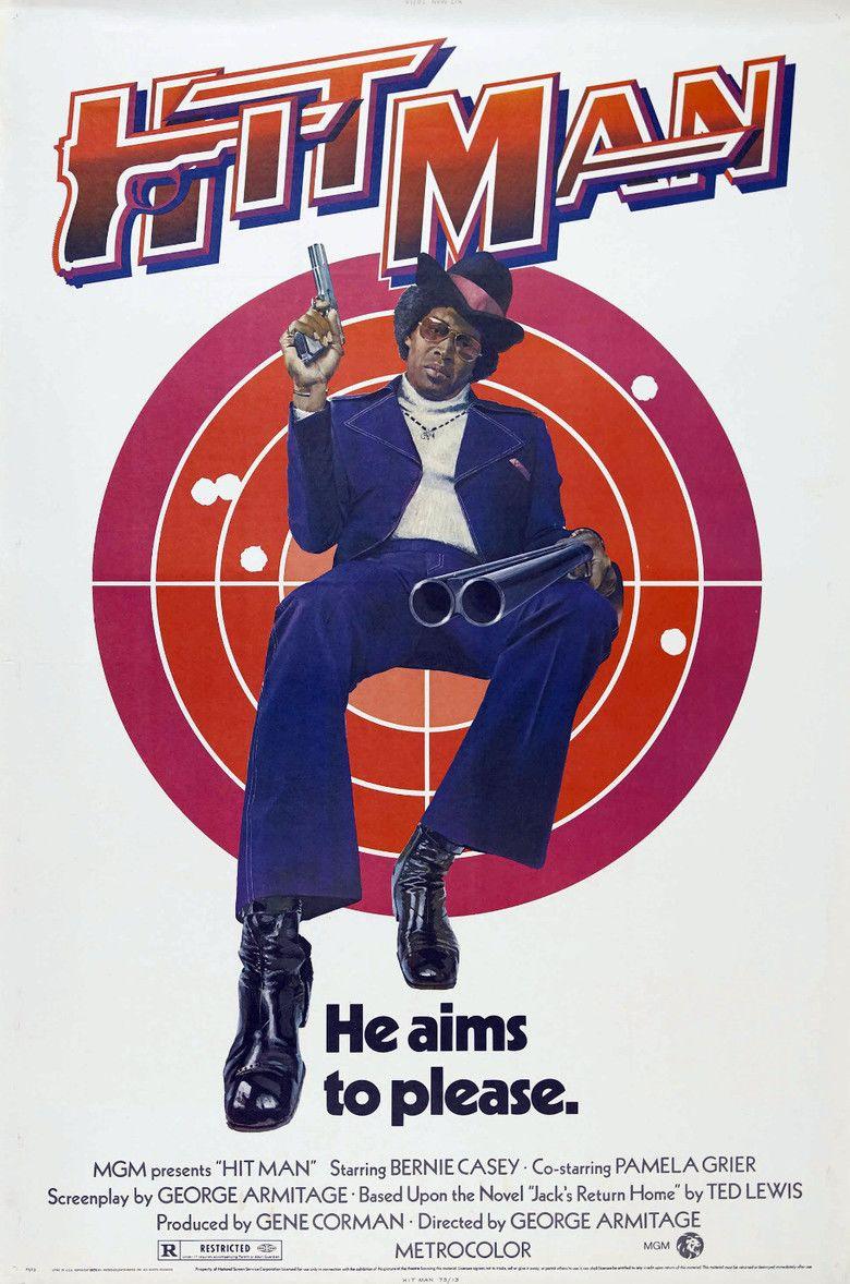 Hit Man (film) movie poster