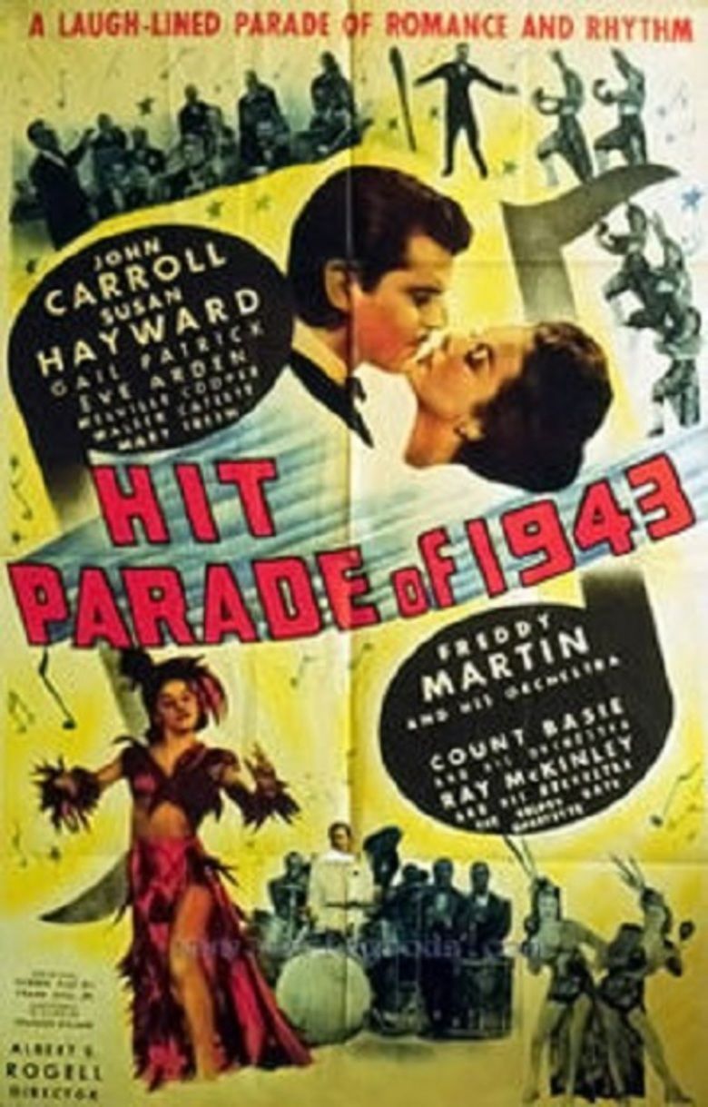 Hit Parade of 1943 movie poster