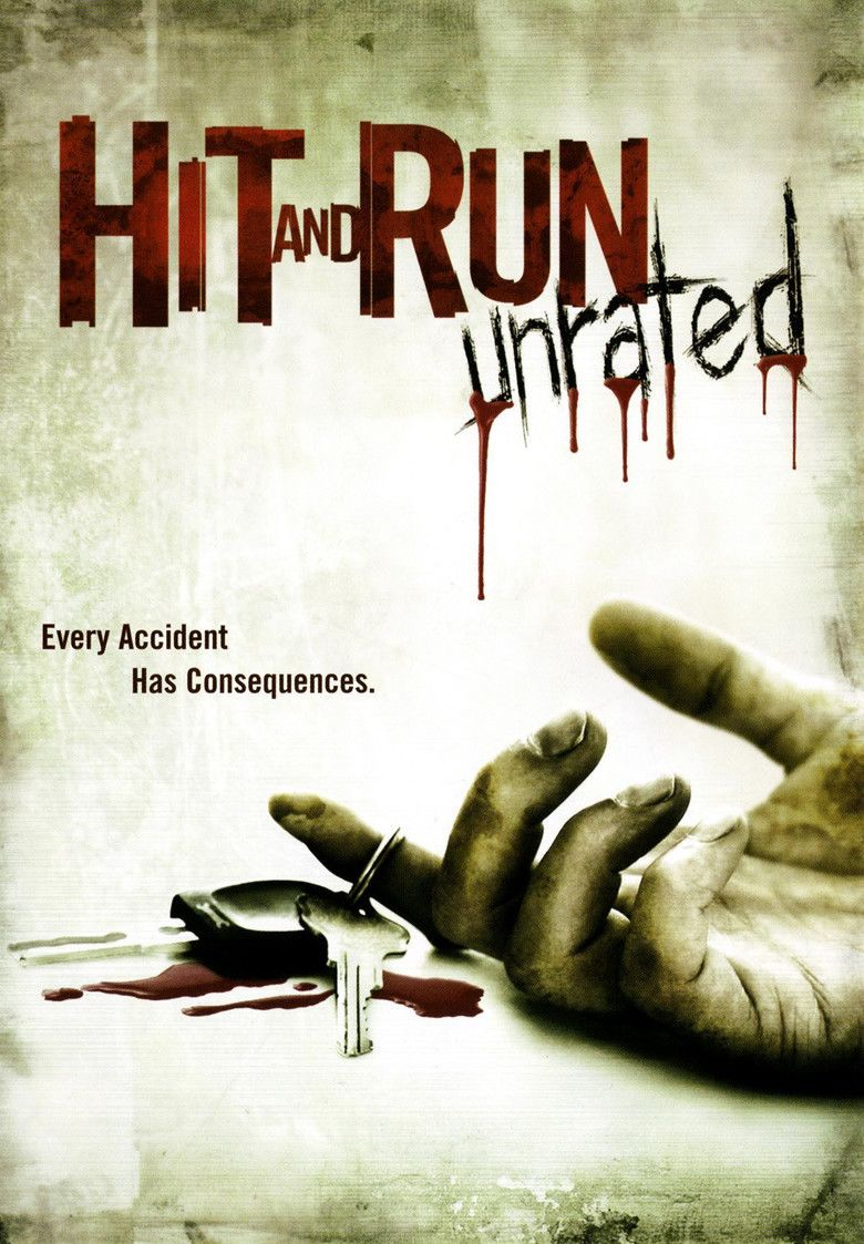 Hit and Run (2009 film) movie poster