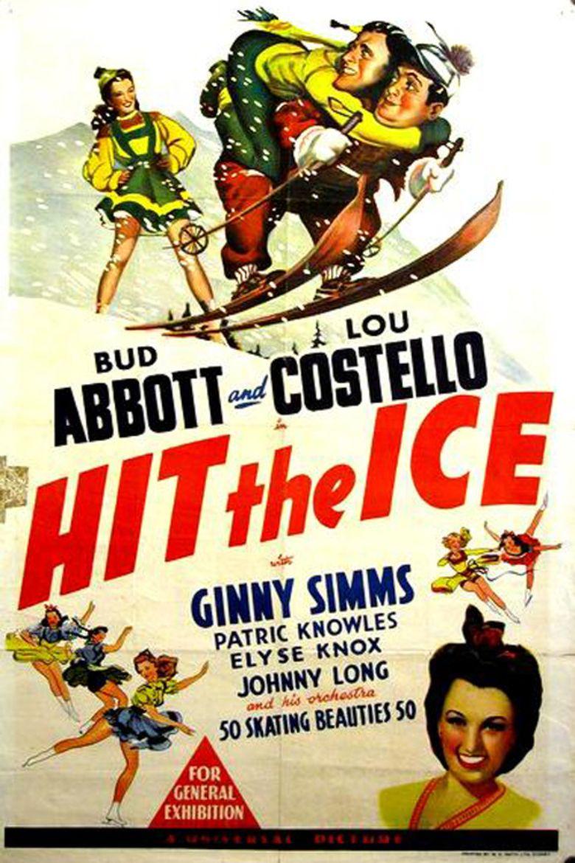 Hit the Ice (film) movie poster