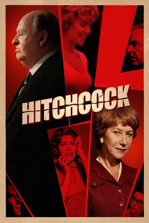 Hitchcock (film) movie poster