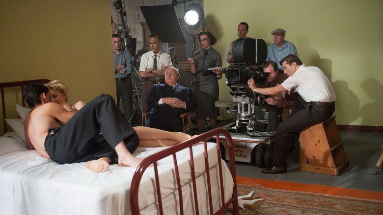 Hitchcock (film) movie scenes