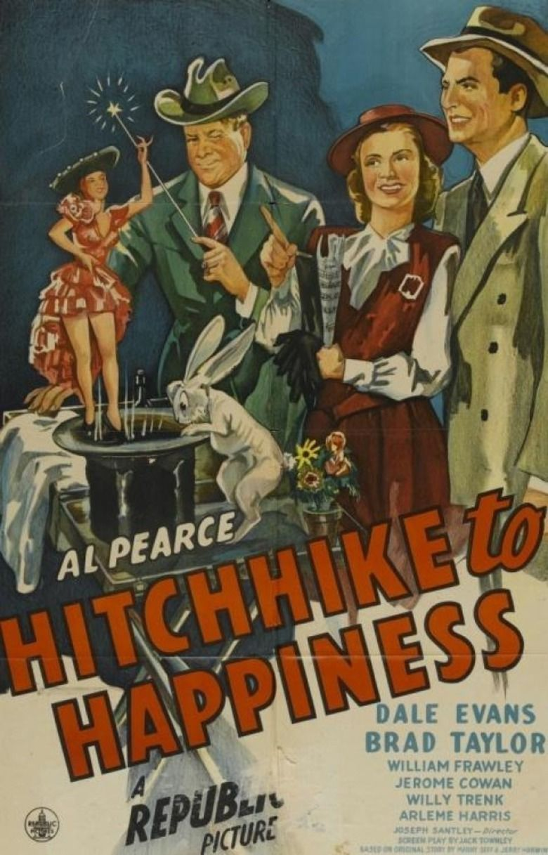 Hitchhike to Happiness movie poster