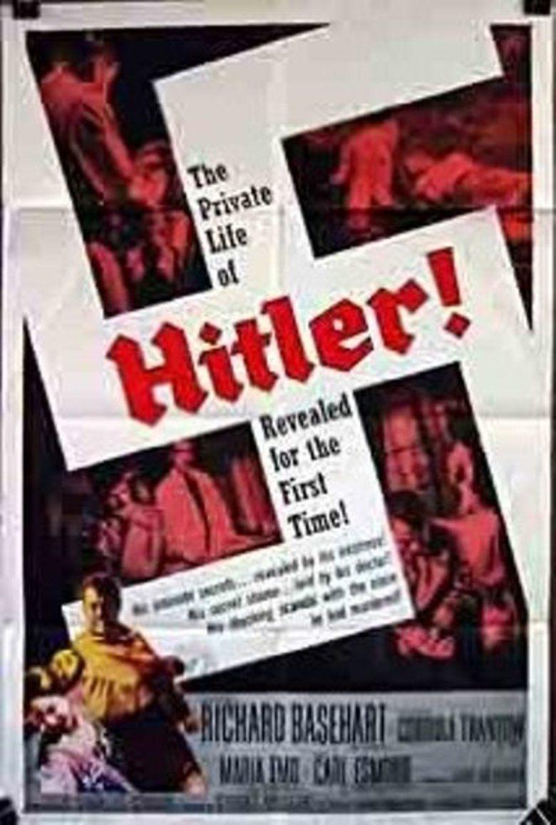 Hitler (1962 film) movie poster