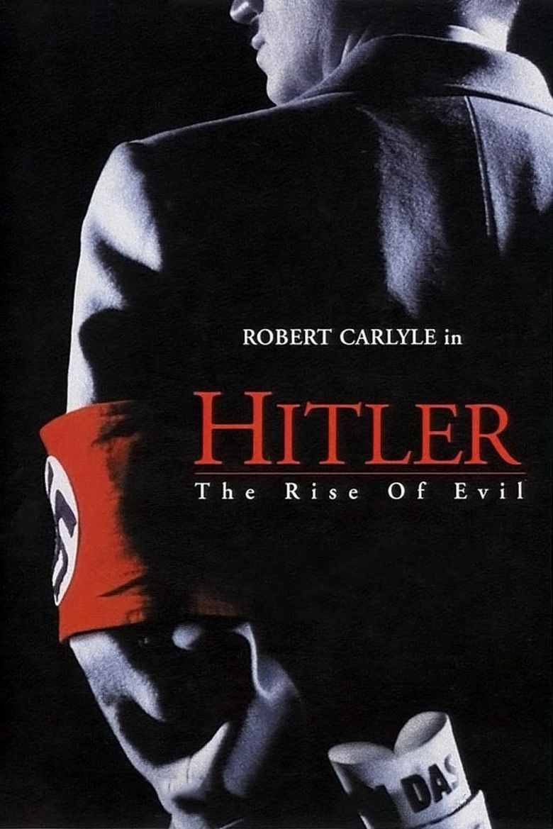 Hitler: The Rise of Evil movie poster