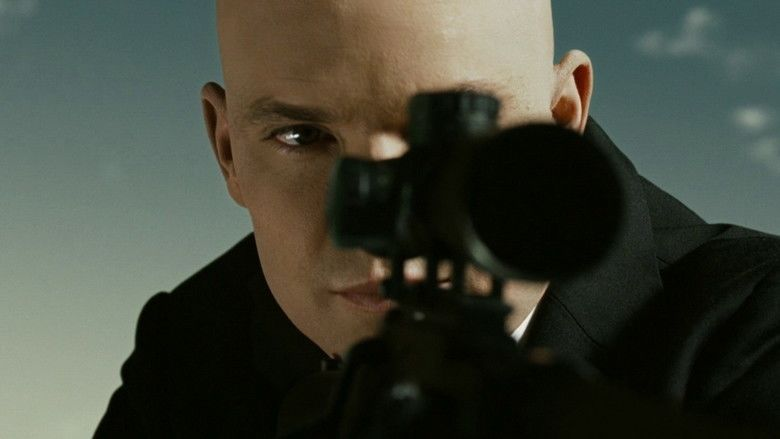 Hitman (2007 film) movie scenes