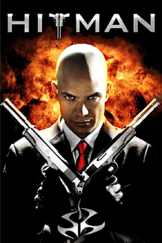 Hitman (2007 film) movie poster