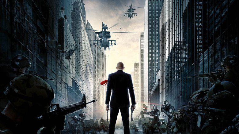 Hitman: Agent 47 movie scenes