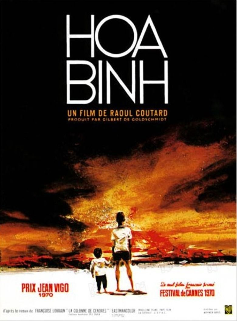 Hoa Binh (film) movie poster