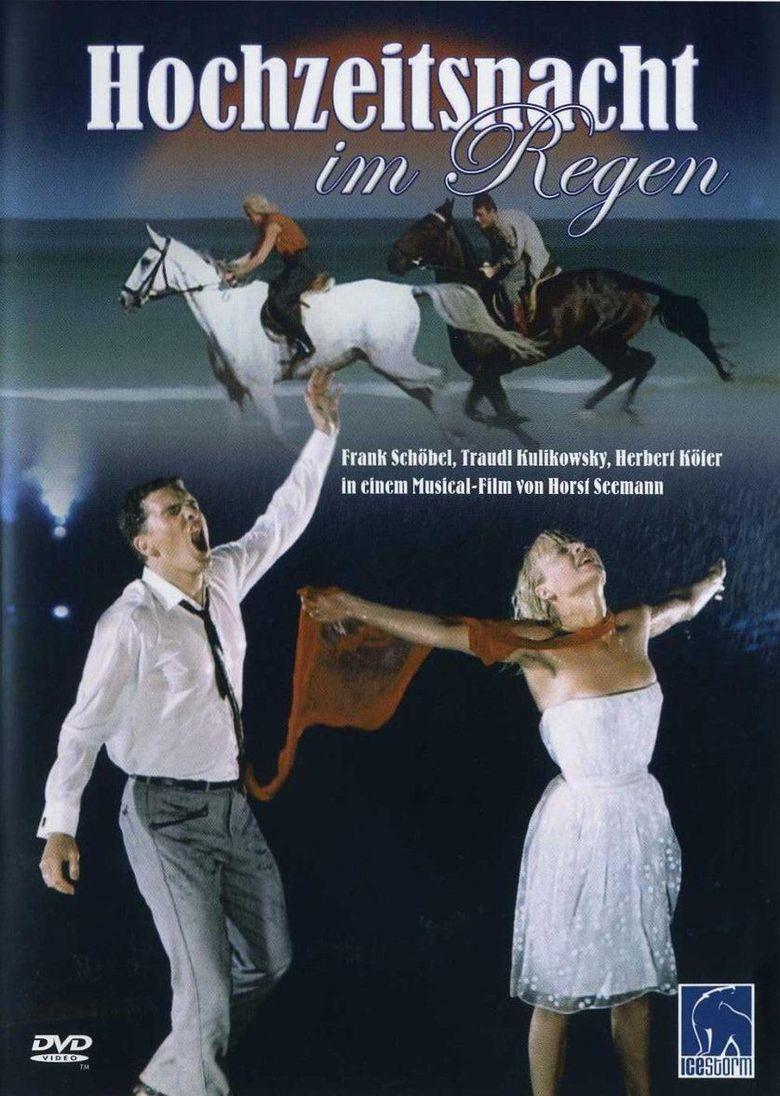 Hochzeitsnacht im Regen movie poster