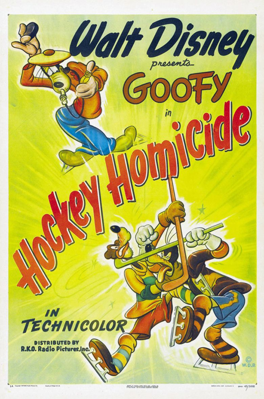 Hockey Homicide movie poster