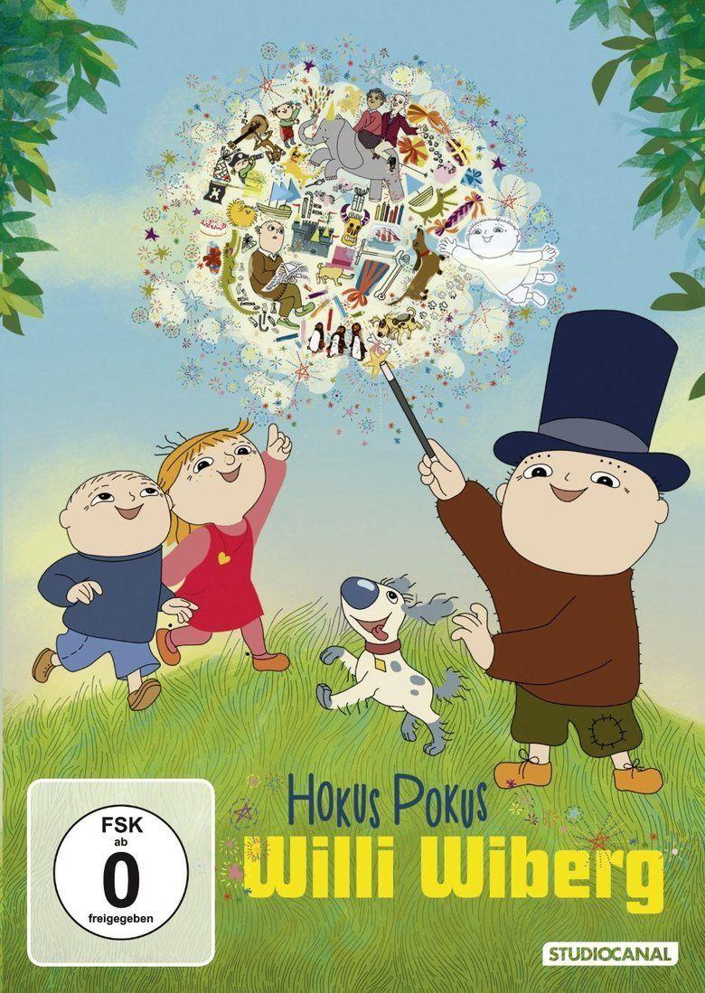 Hocus Pocus Alfie Atkins movie poster