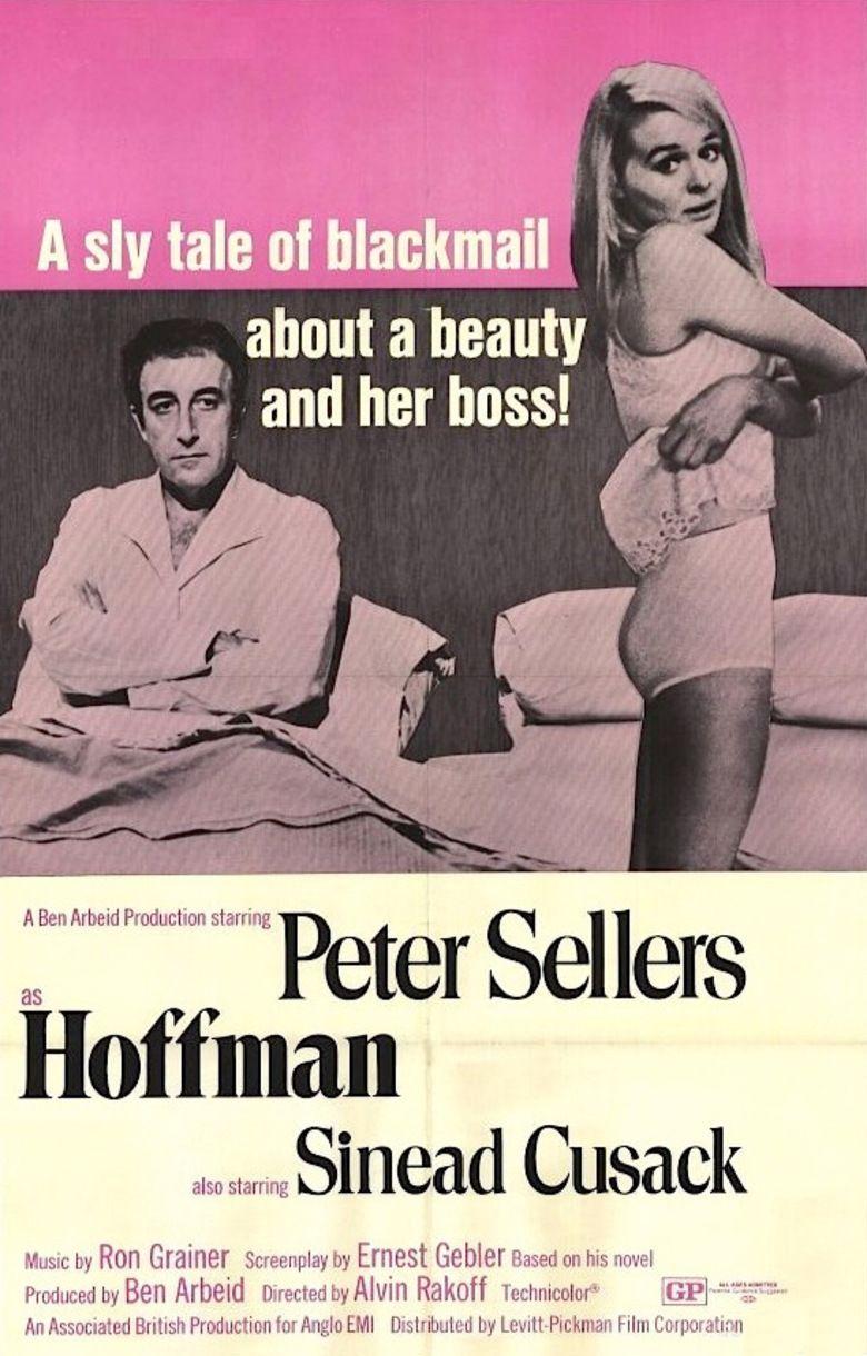Hoffman (film) movie poster