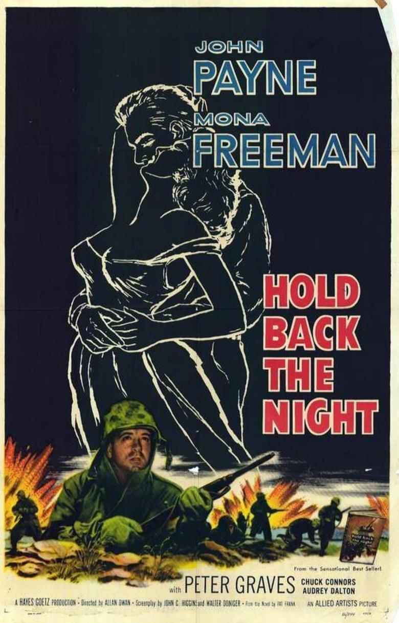 Hold Back the Night movie poster
