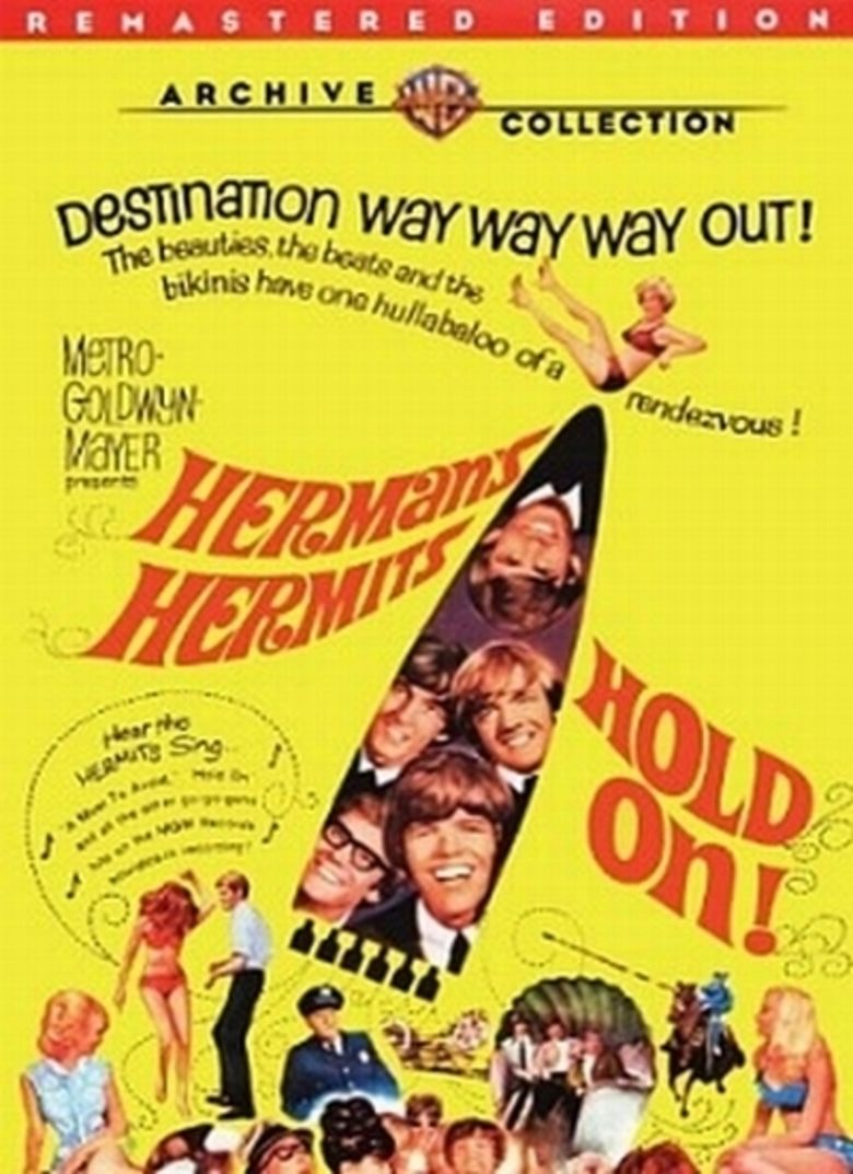 Hold On! (film) movie poster
