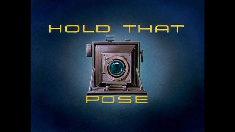 Hold That Pose movie scenes