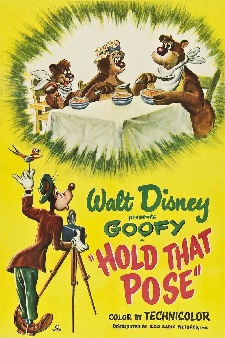 Hold That Pose movie poster