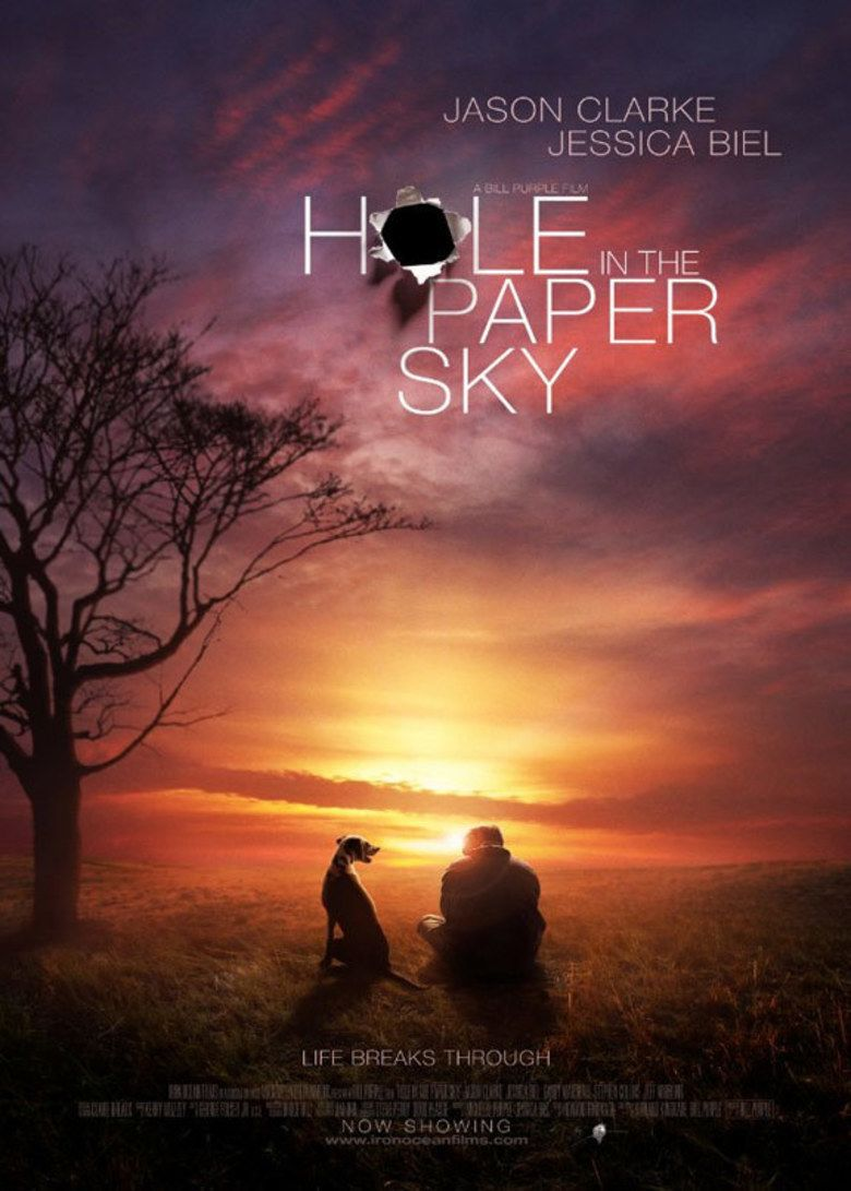 Hole in the Paper Sky movie poster