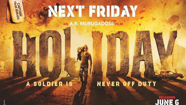 Holiday: A Soldier Is Never Off Duty movie scenes