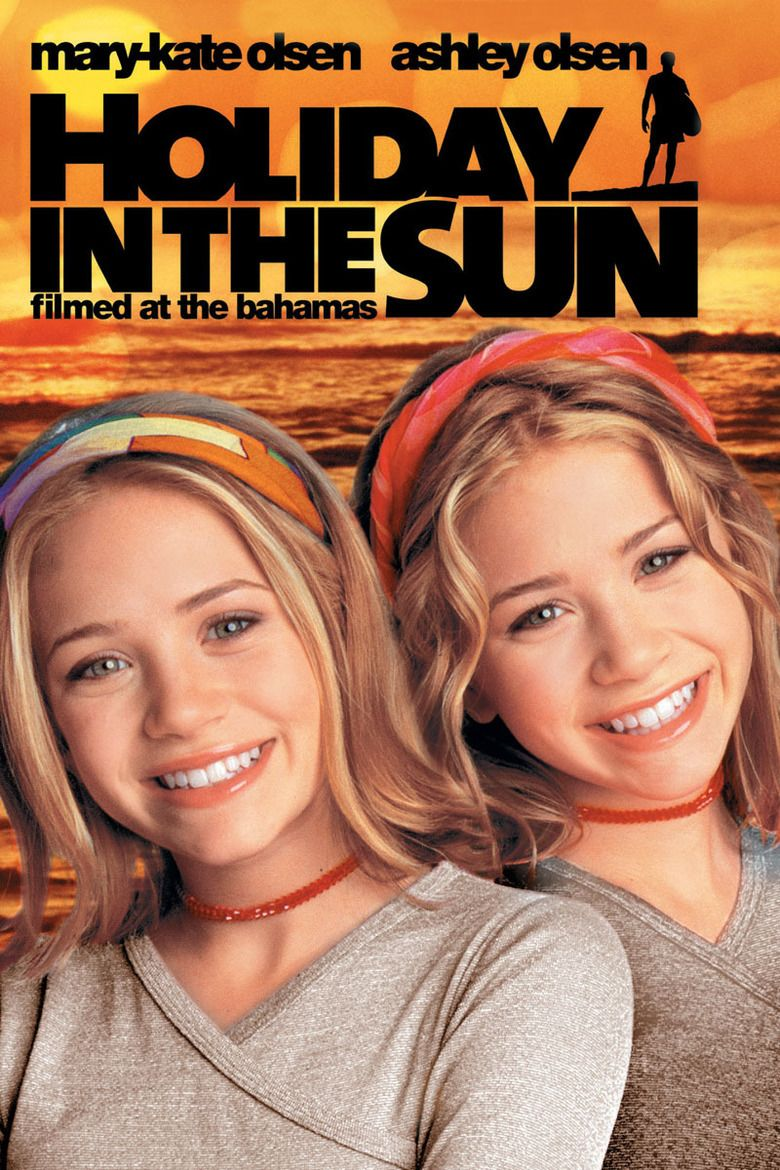 Holiday in the Sun (film) movie poster