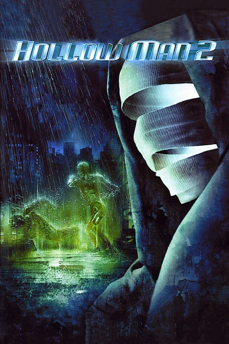 Hollow Man 2 movie poster