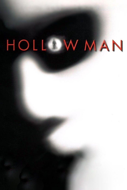 Hollow Man movie poster