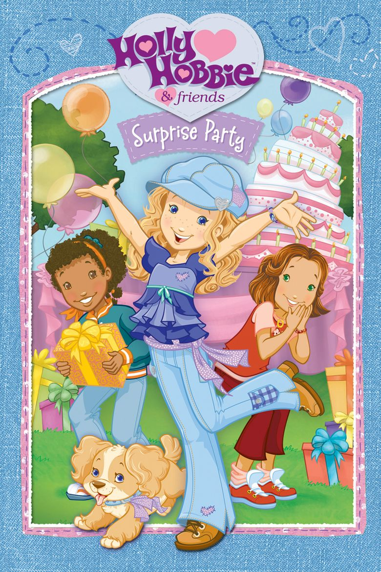 Holly Hobbie and Friends: Surprise Party movie poster