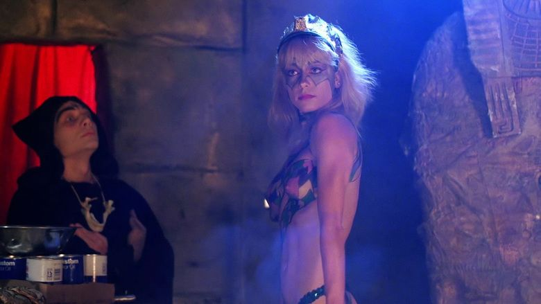 Hollywood Chainsaw Hookers movie scenes