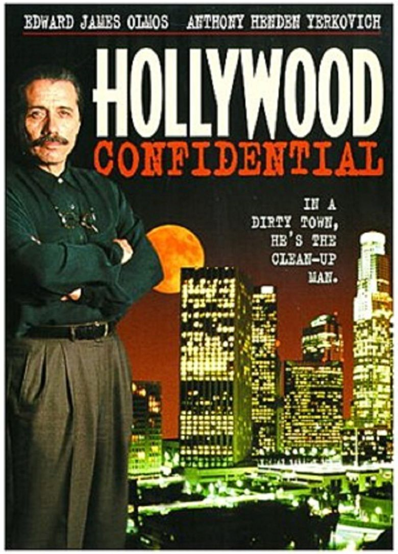Hollywood Confidential movie poster