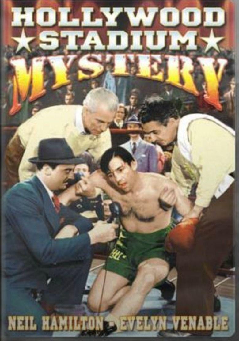 Hollywood Stadium Mystery movie poster