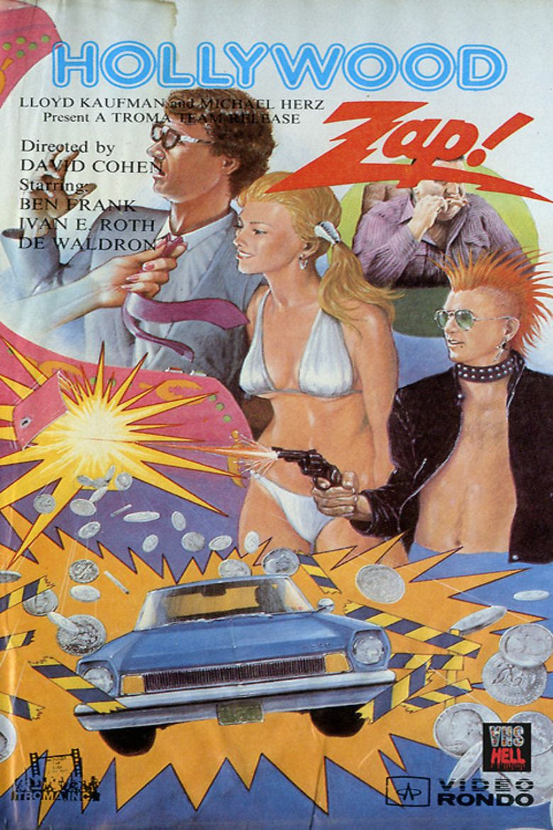 Hollywood Zap! movie poster