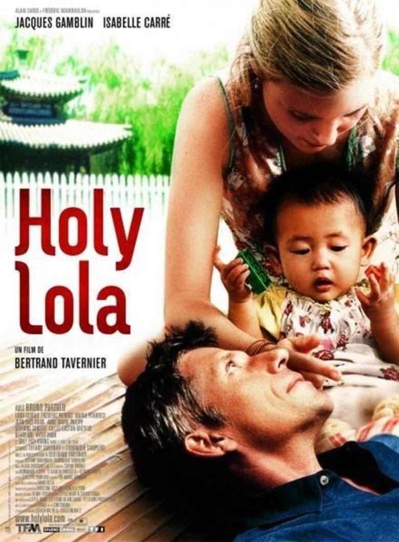 Holy Lola movie poster