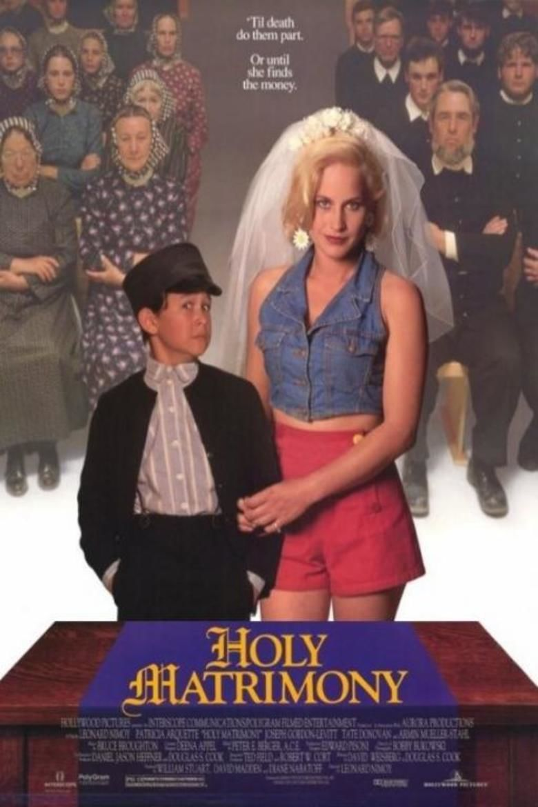 Holy Matrimony (1994 film) movie poster
