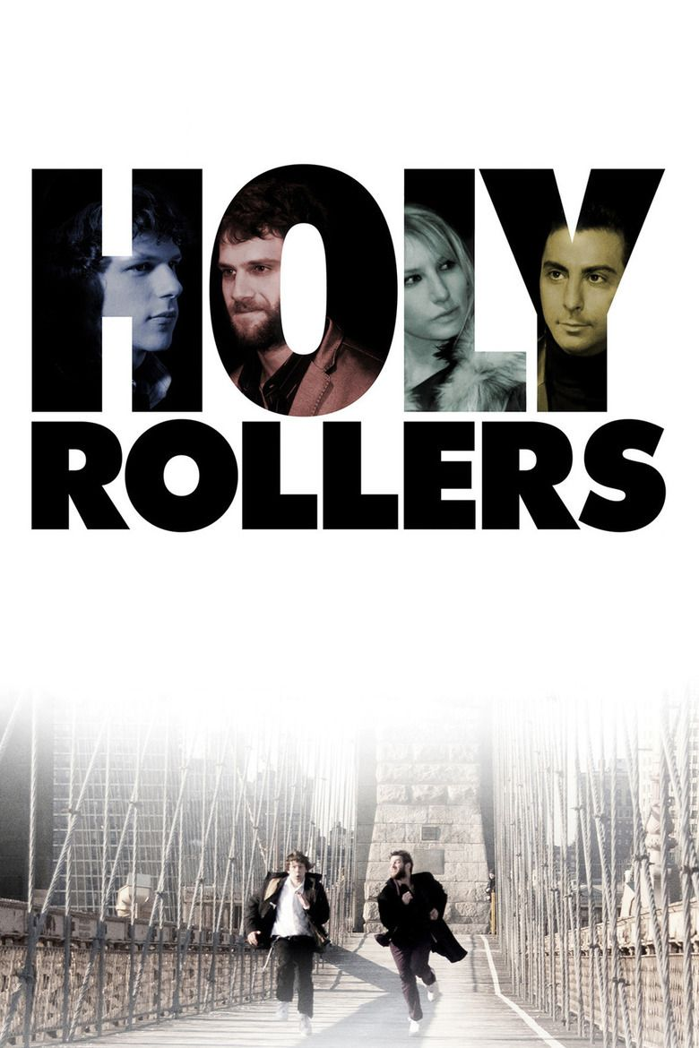 Holy Rollers (film) movie poster
