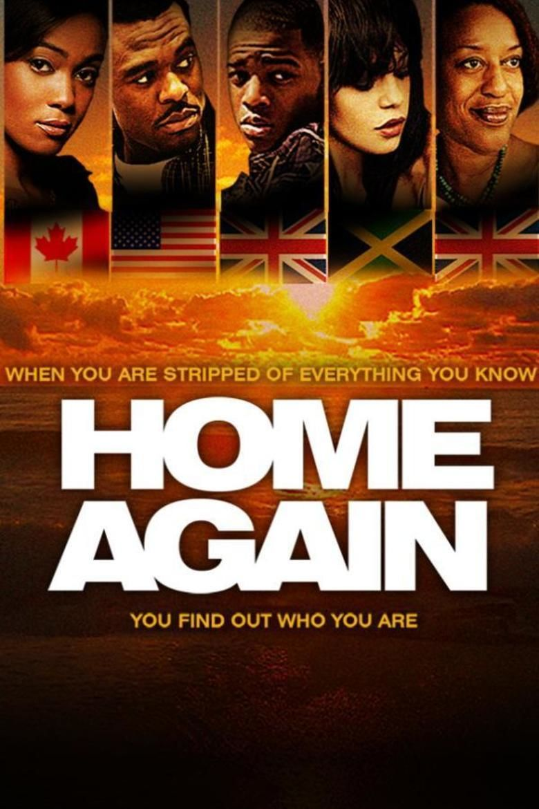 Home Again (film) movie poster
