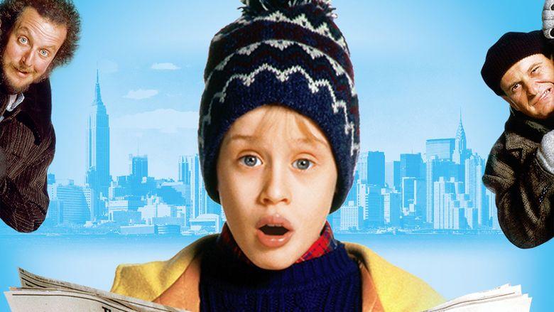 Home Alone 2: Lost in New York movie scenes