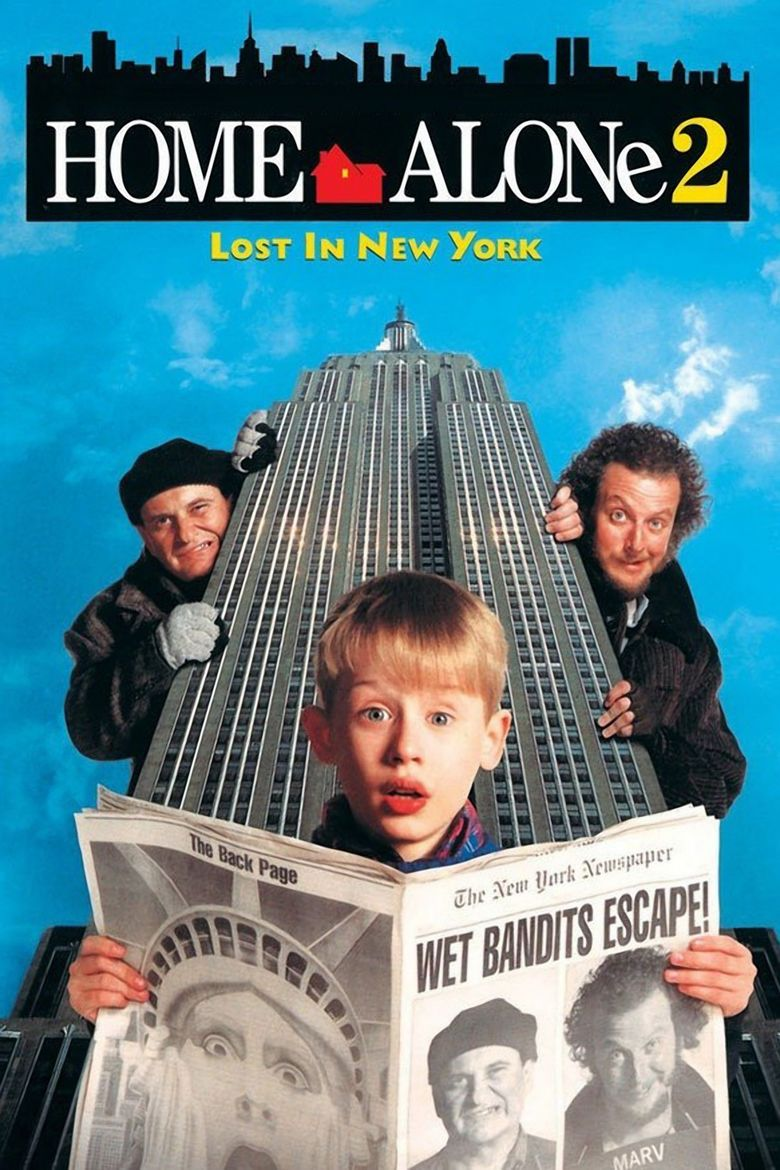 Home Alone 2 Lost In New York Alchetron The Free Social Encyclopedia