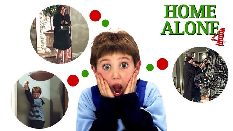 Home Alone 4 movie scenes
